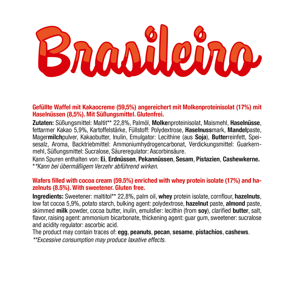 GOT7 Brasileiro, 58,5g
