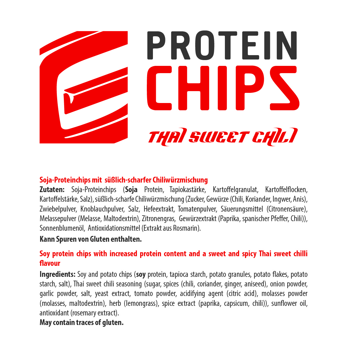 GOT7 High Protein Chips, 50g